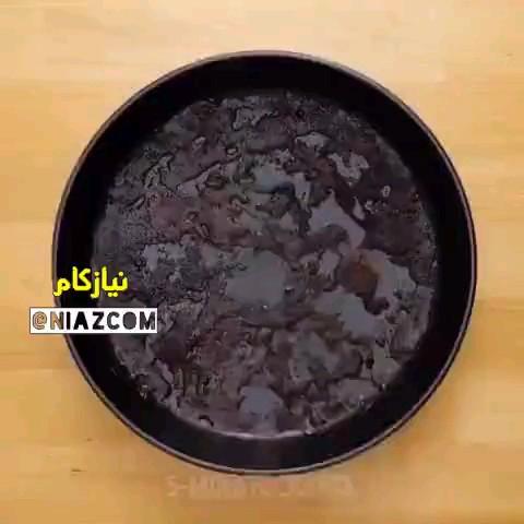 چگونه کف ماهی تابه سوخته را تمیز کنیم ؟