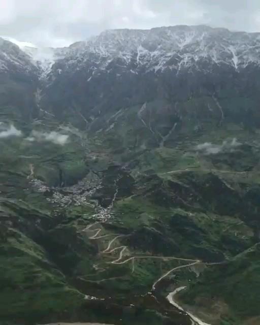 فیلم طبیعت اورامانات در زاگرس زیبا