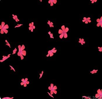 گیف متحرک گل