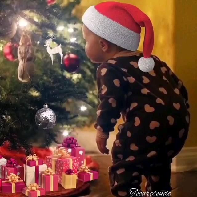 گیف کریسمس مبارک