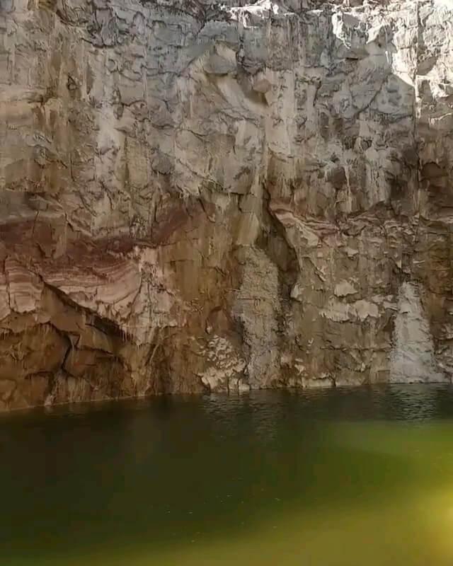 فیلم غار نمکی گرمسار
