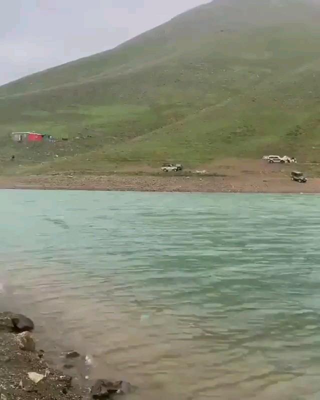 فیلم دریاچه زیبای تار تهران