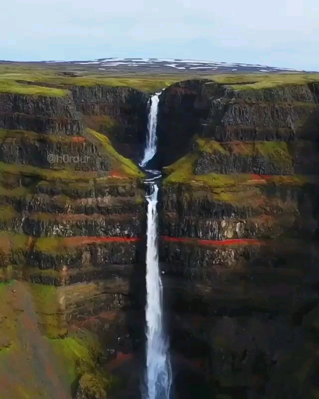 آبشار داماش رودبار