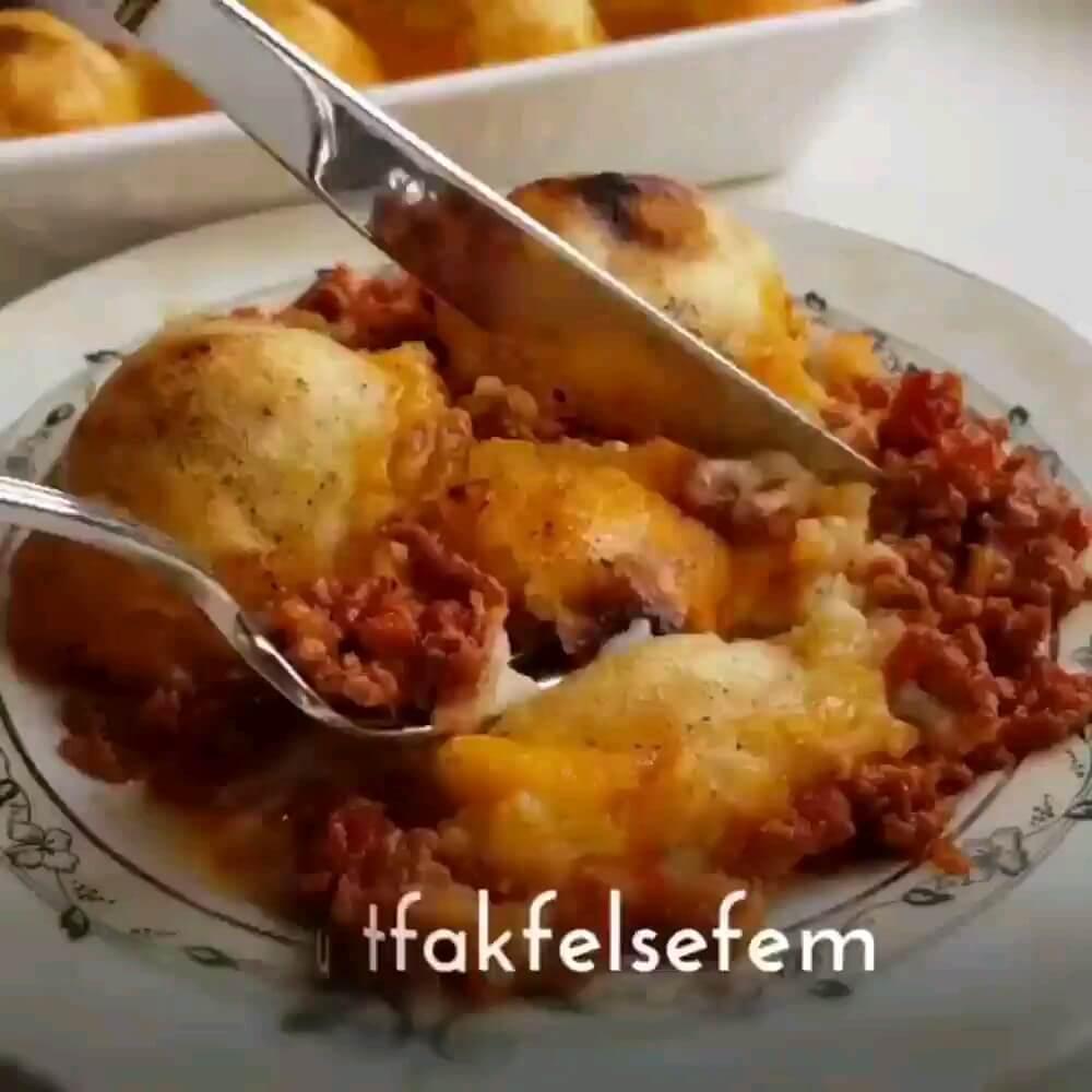 فیلم طرز تهیه پای چوپان یک غذای انگلیسی