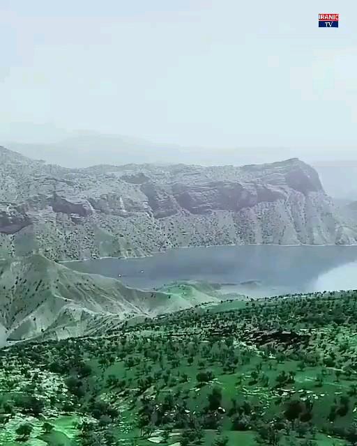 طبیعت زیبای چهارمحال و بختیاری