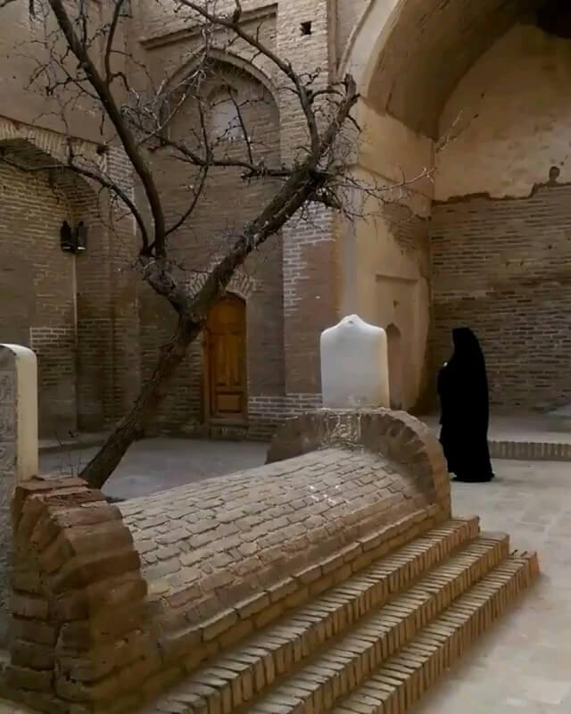 فیلم آرامگاه شیخ احمد جامی در خراسان رضوی