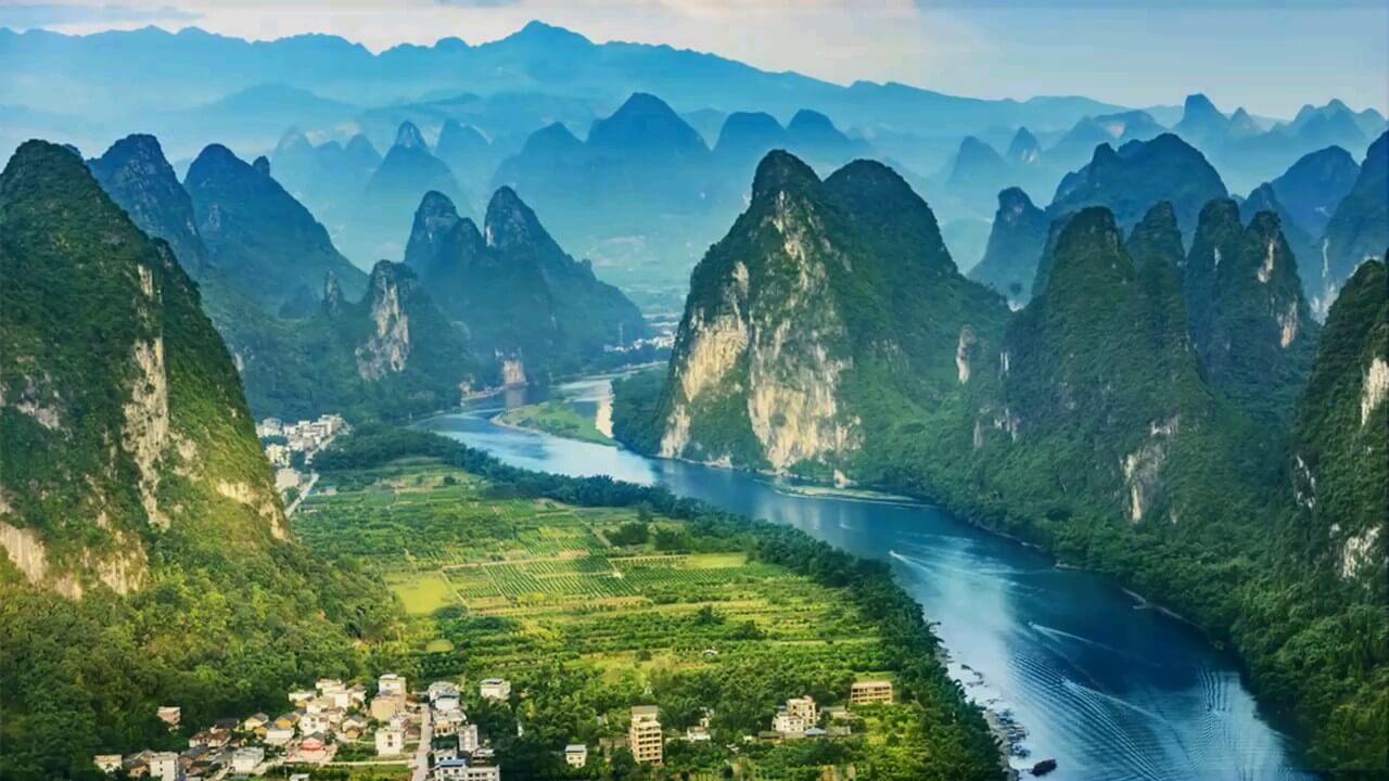 گویلین شهر رویاهای چین | ویدیو گردشگری