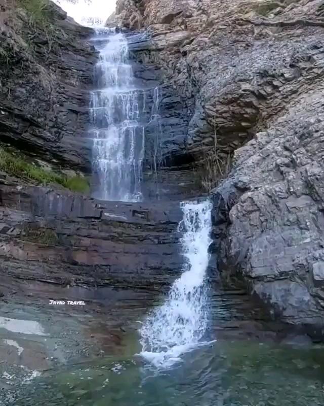 فیلم آبشار زیبا کلوگان تهران
