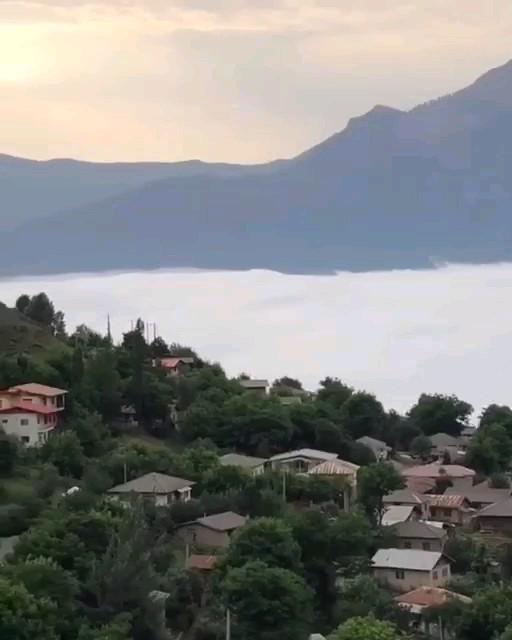 فیلم طبیعت گردی روستای فشکور چالوس