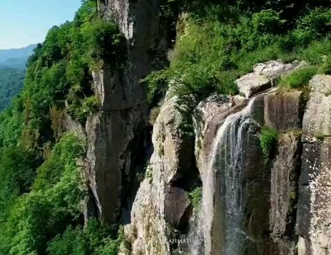 فیلم کوتاه گردشگری آبشار لاتون گیلان