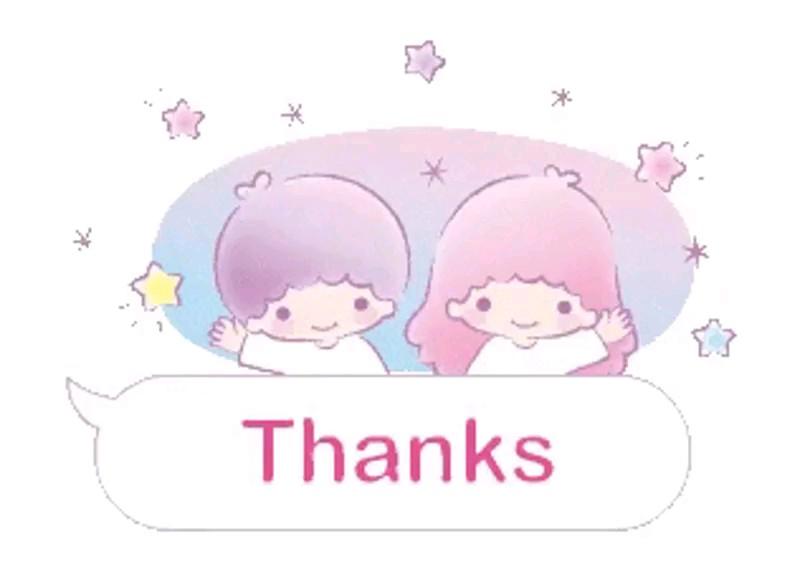 استیکر تشکر تلگرام