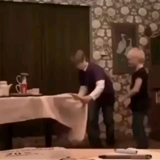 خواستید شیرین کاری کنید مراقب باشید اینطوری نشه :))