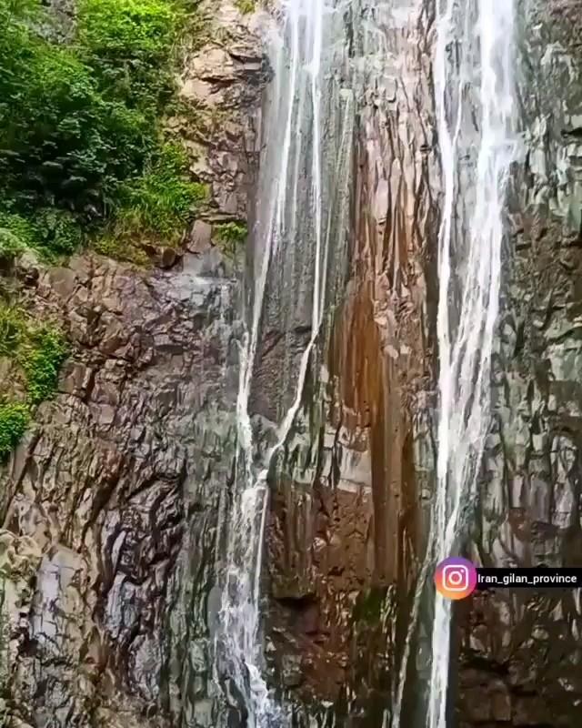 فیلم آبشار میلاش گیلان