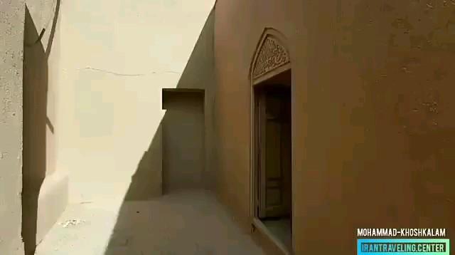 فیلم خانه تاریخی ملاصدرا  قم
