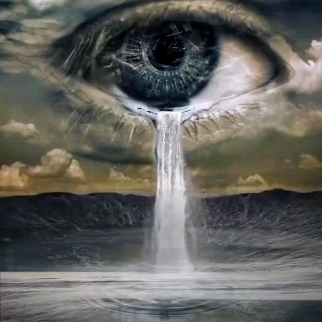 گیف گریه | گیف اشک