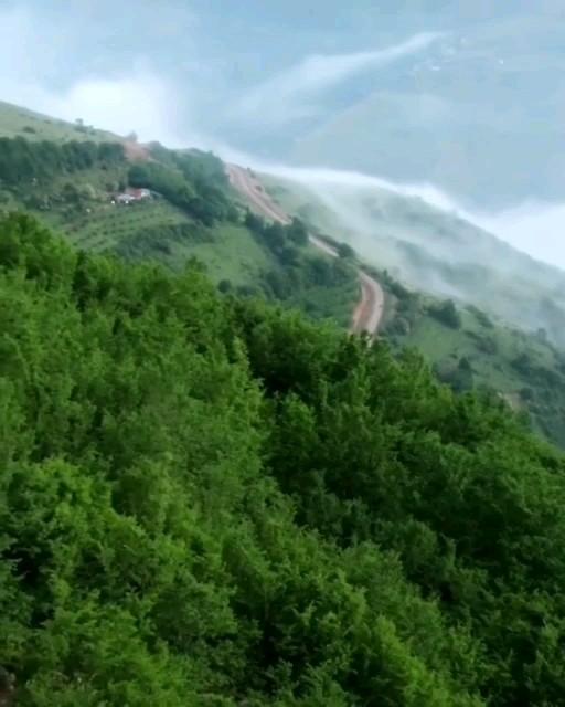 طبیعت زیبای اشکورات رودسر