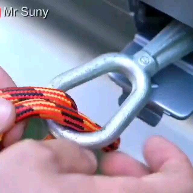 فیلم آموزش انواع گره ها و کربردهای آن