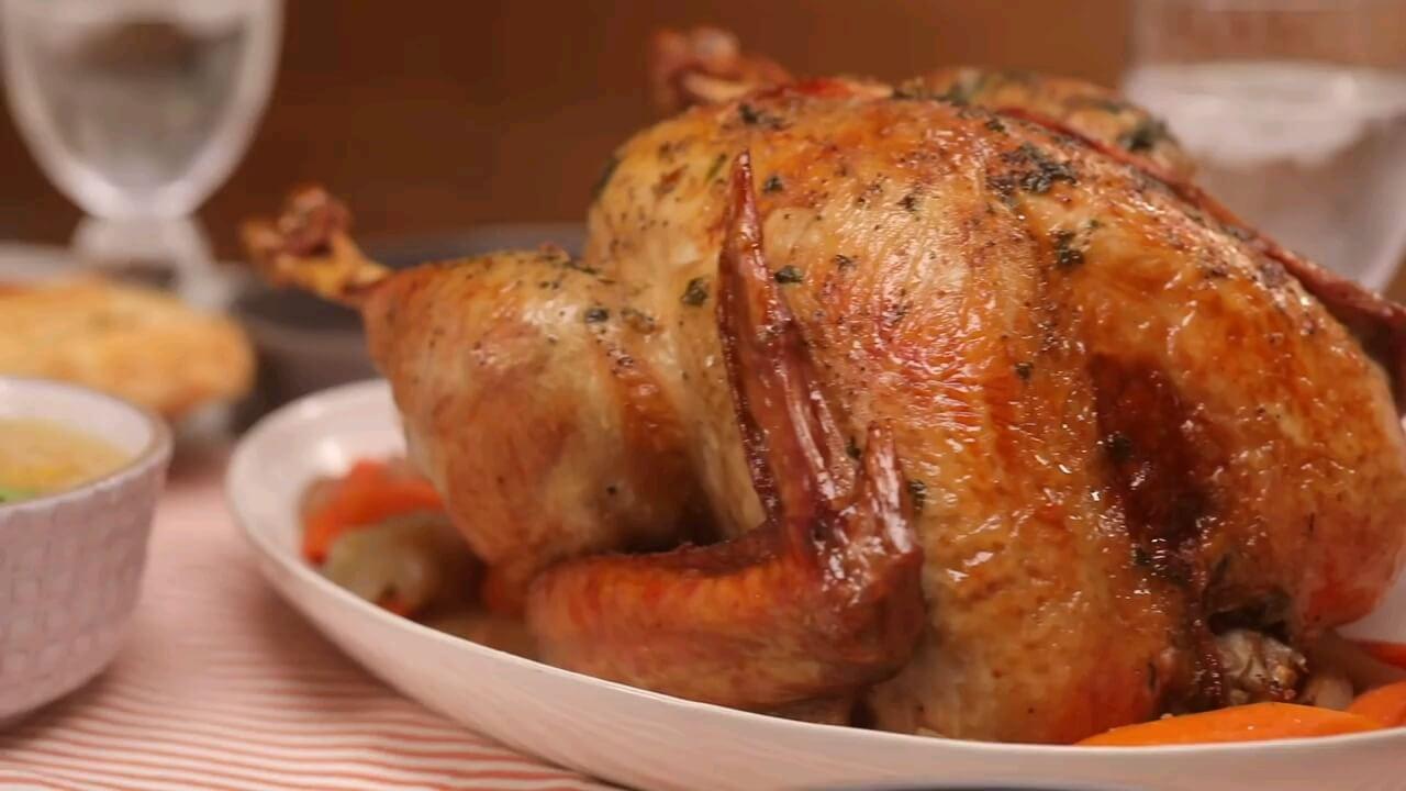 طرز تهیه مرغ متفاوت و خوشمزه ترکیه ای