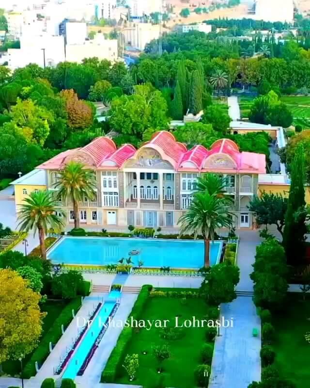 باغ ارم شیراز | جاذبه گردشگری فوق العاده شیراز