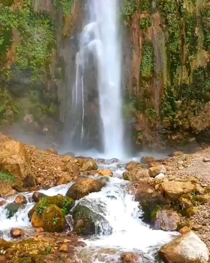 فیلم  آبشار اول شِیوَند خوزستان