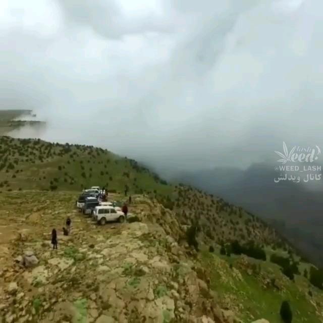 فیلم گردشگری شیروان منطقه حافظت شده گلیل ، خرسان شمالی