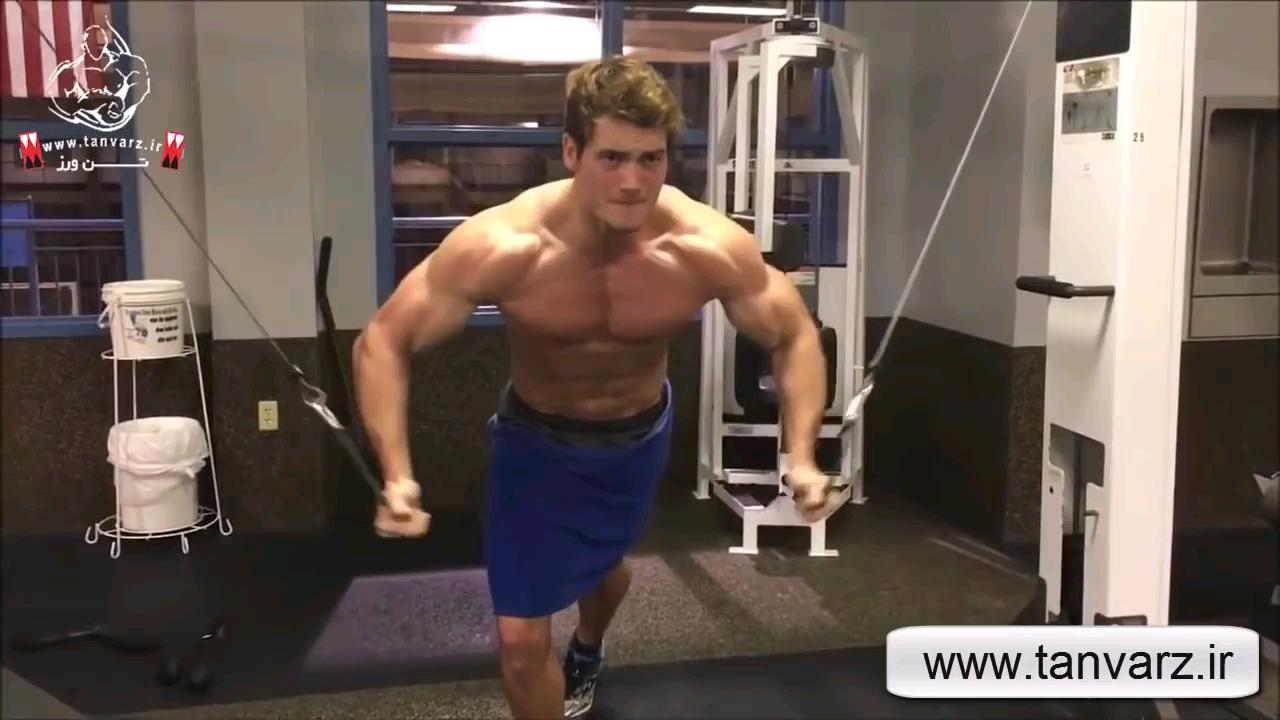 بهترین تمرینات برای عضلات سینه
