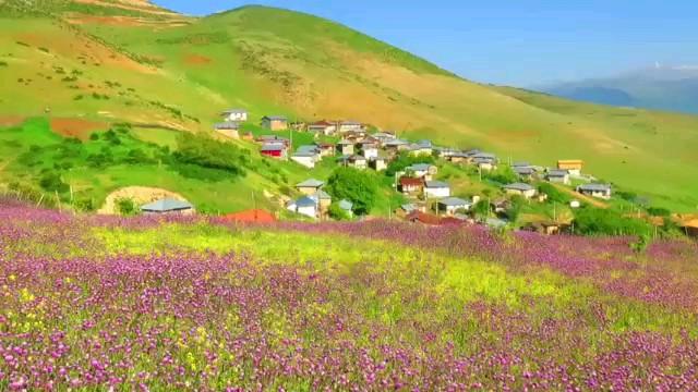 کلیپی کوتاه ازنیاول دیلمان زیبا گیلان