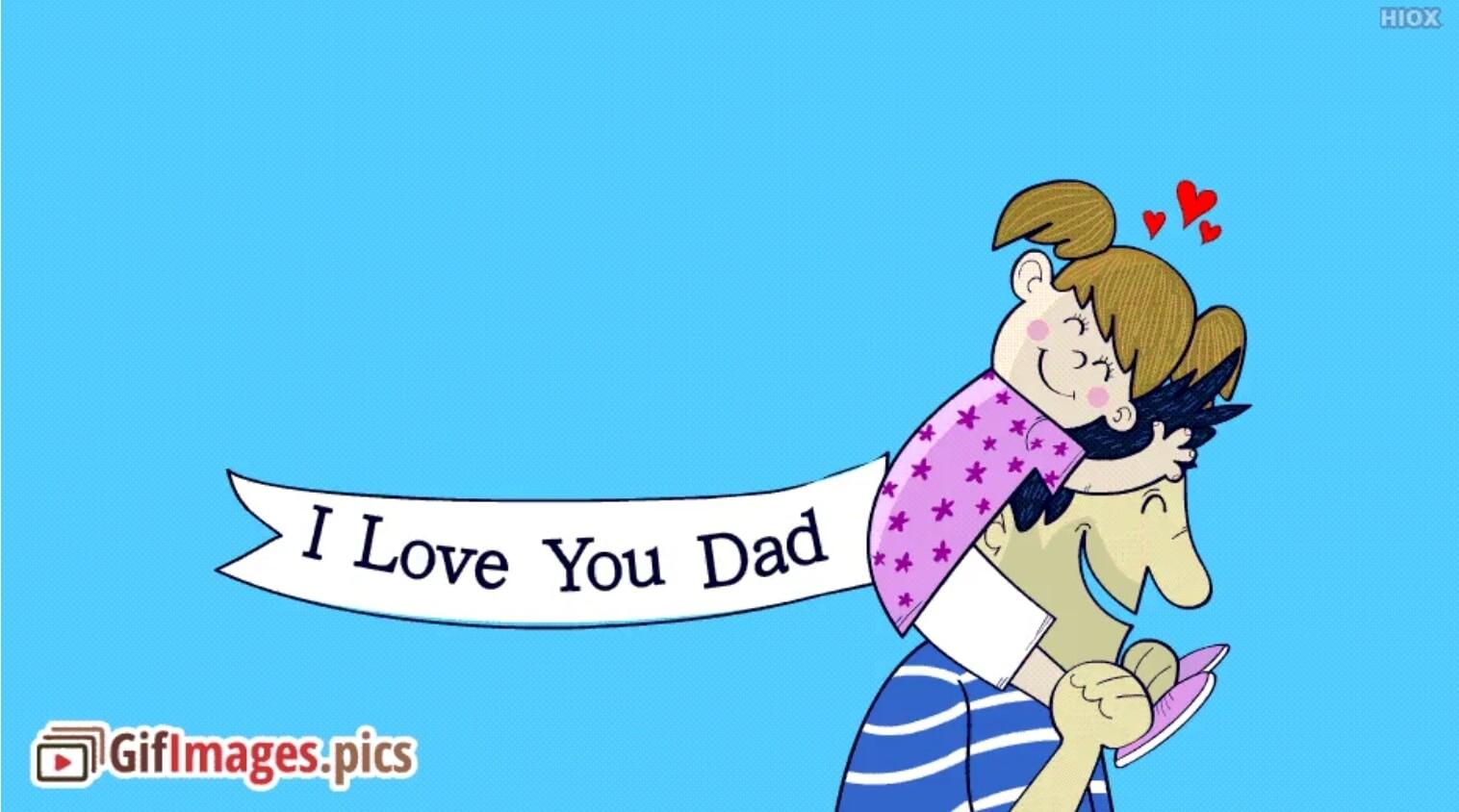 دوستت دارم پدرم | i love you dad