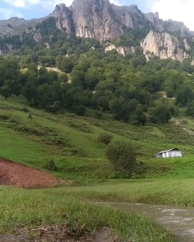 دشت کوه روبار ماسوله | گردشگری ماسوله