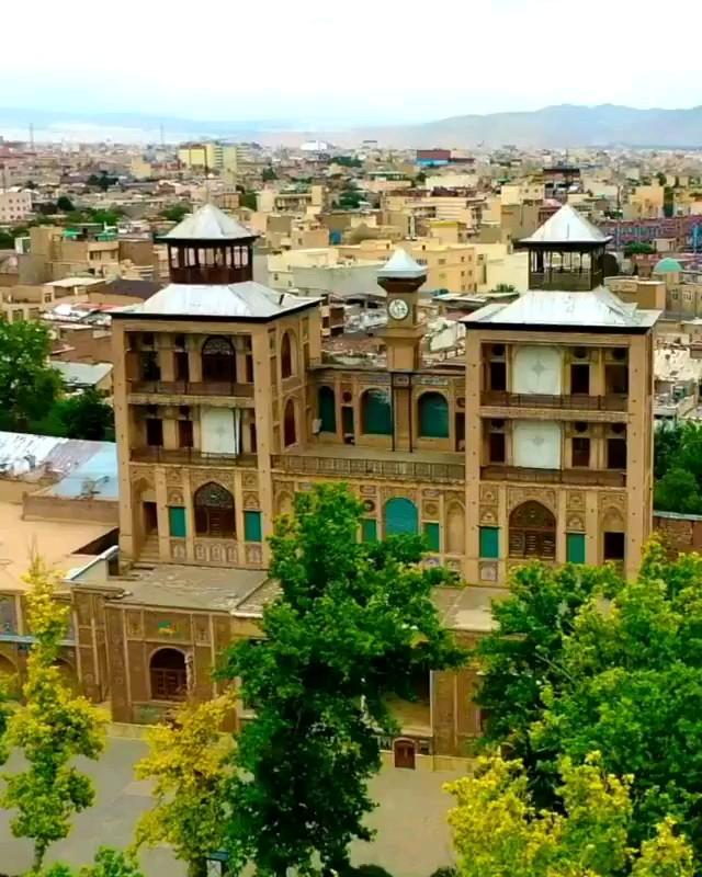 شمس العماره، اولین نماد و بنای بلند تهران