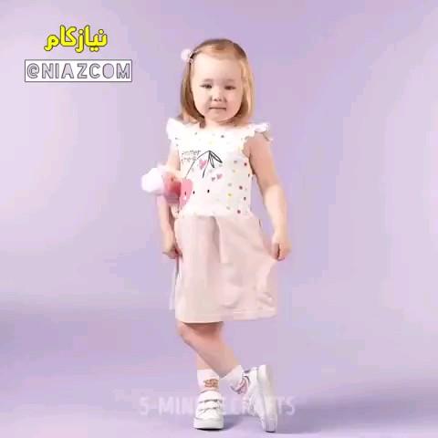 ترفندهای درست کردن لباس بچه با لباس های خودتون