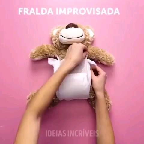 ساخت پوشک بچه خانگی | ساخت پوشک بچه در خانه