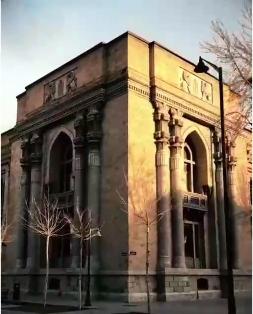 مستند کوتاه جاذبه های گردشگری تهران