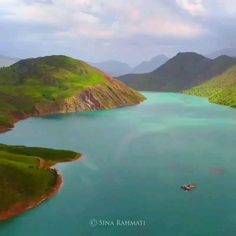 ویدیویی از طبیعت زیبای زارس استان خوزستان