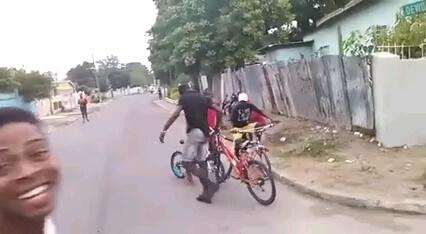 وقتی جلو همسایه ها جو میگیردت ...!