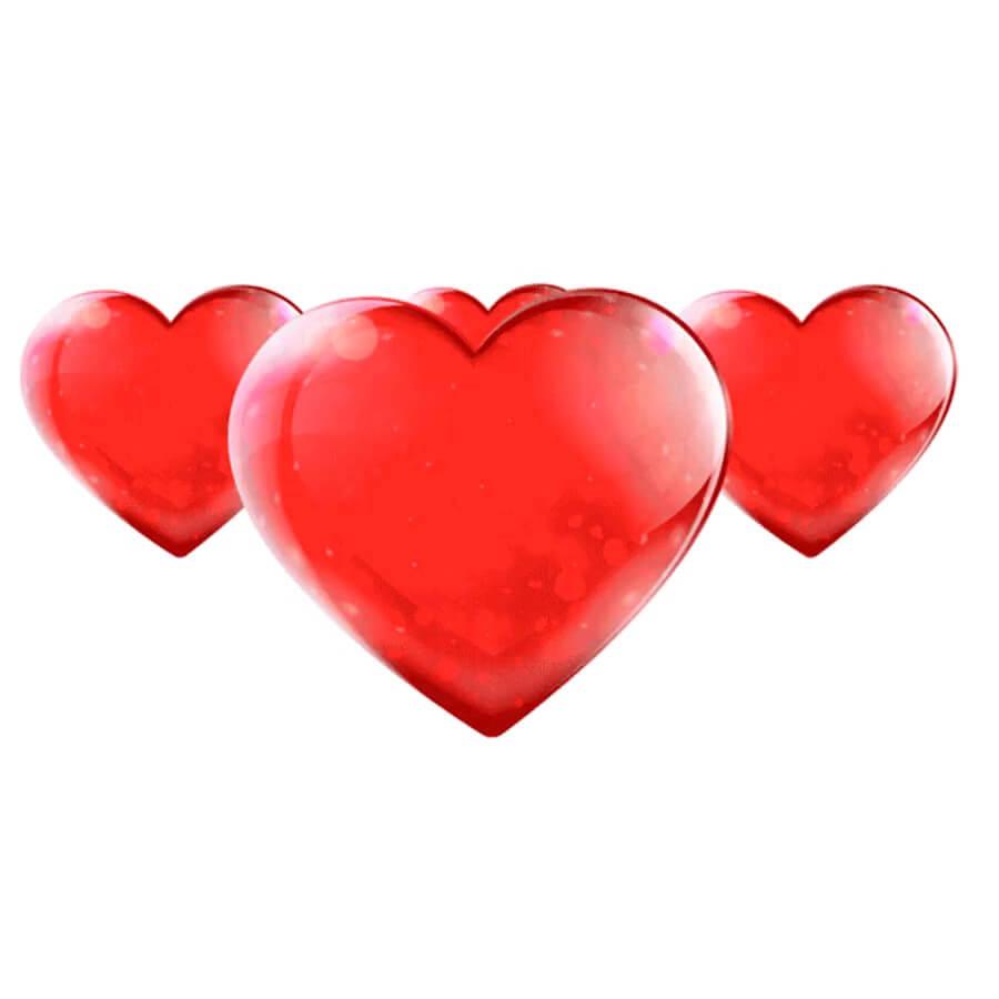 عکس قلب عاشقانه گیف