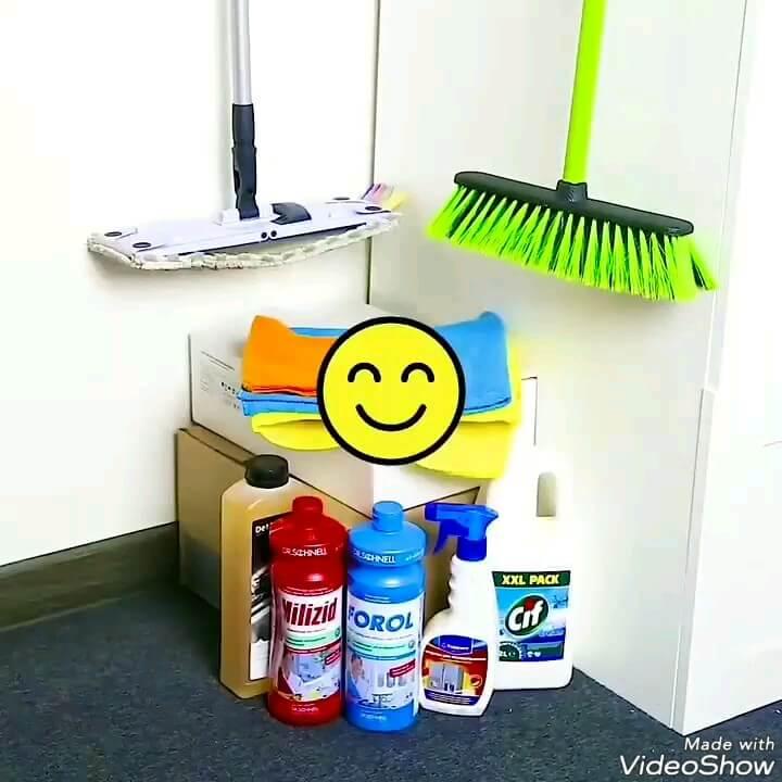 ویدیو ترفندهای خانه داری و نظافت مخصوص خانه تکانی عید نوروز
