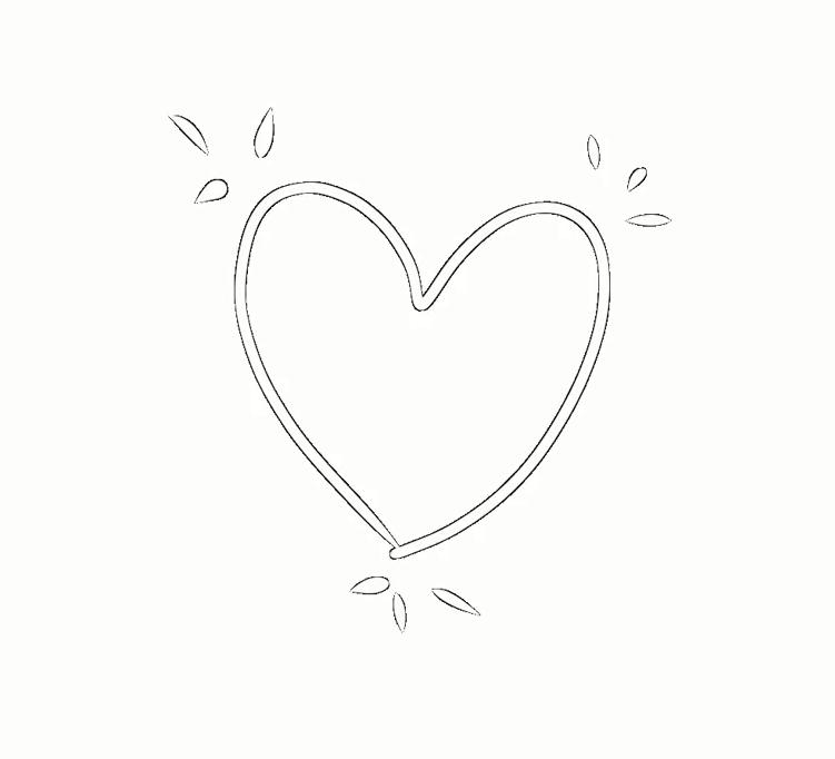 استیکر قلب سفید | ایموجی قلب سفید | شکلک قلب سفید