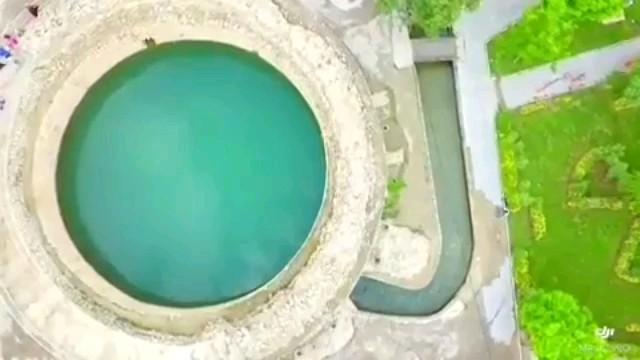 فیلم گرداب سنگی خرم آباد