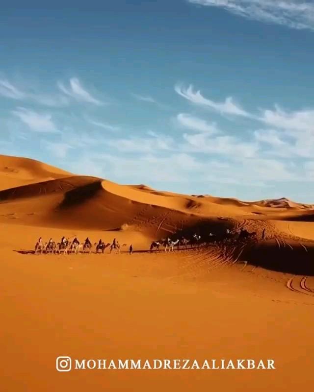 کویر گردی | کویر مرنجاب آران و بیدگل
