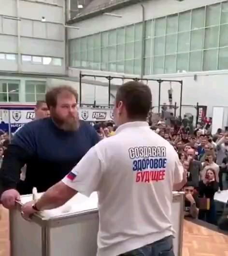 مسابقه چک زنی ، محبوب ترین مسابقه روسیه :)))