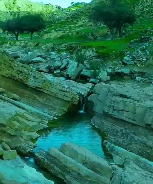 فیلم طبیعت روستای گاومیر دزفول