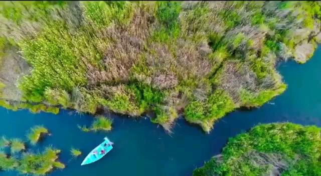 فیلم دریاچه زیبای زریوار در مریوان کردستان