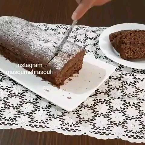 فیلم طرز تهیه کیک مارمالادی