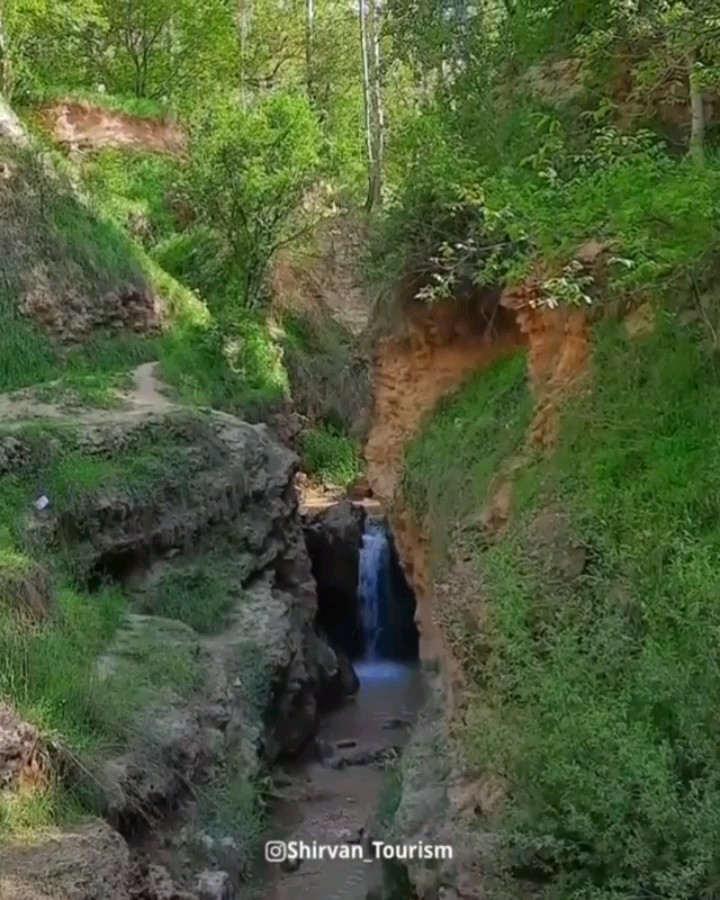 آبشار اسطرخی خراسان شمالی