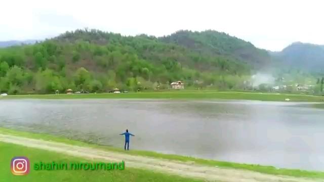 طبیعت بی نظیر پلنگ دره آلیان در بخش سردار جنگل فومن