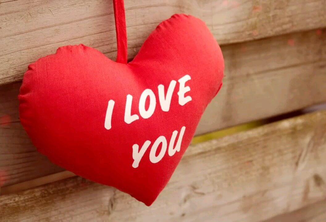 گیف i love you