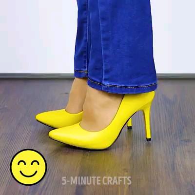 یه روش بسیار ساده و راحت برای کوتاه کردن شلوارهای بلند