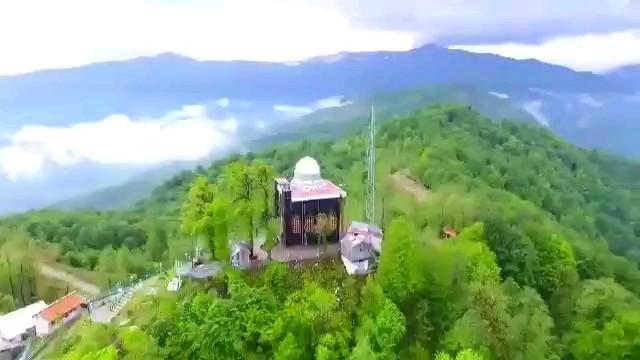 فیلم منطقه زیارتی سیاحتی امامزاده اسحاق شفت