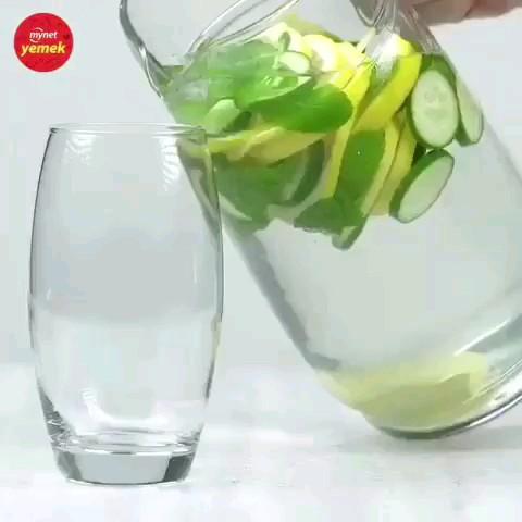 فیلم آشپزی آموزش نوشیدنی سم زدا | دیتاکس لیمو
